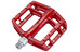 NC-17 Sudpin I Pro bmx pedalen rood